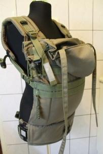 Nosidło wojskowe